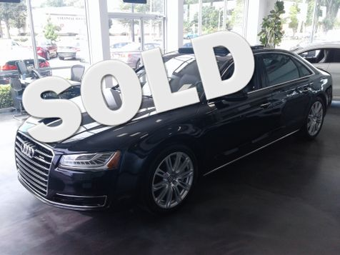 2016 Audi A8 L 3.0T in Virginia Beach, Virginia