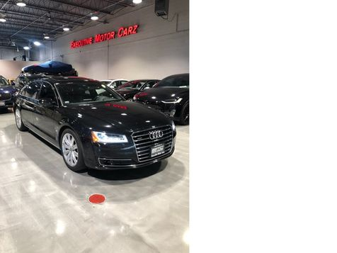 2016 Audi A8 3.0T L in Lake Forest, IL