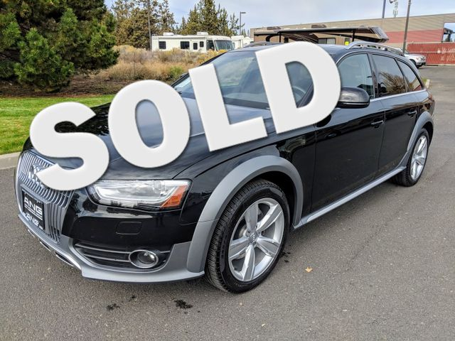 2016 Audi allroad Premium Plus Bend, Oregon