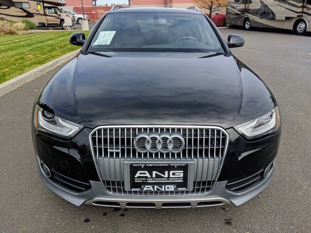 2016 Audi allroad Premium Plus Bend, Oregon 1