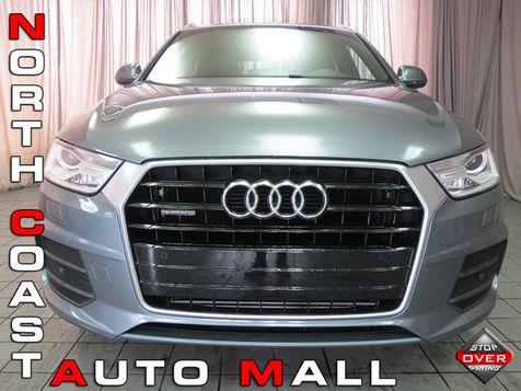 2016 Audi Q3 Premium Plus in Akron, OH