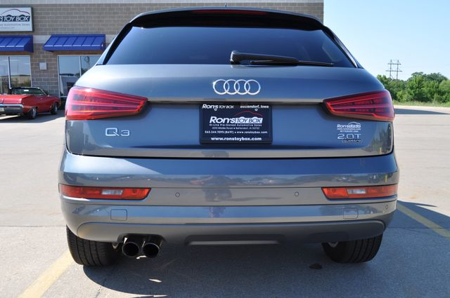 2016 Audi Q3 Premium Plus Bettendorf, Iowa 19