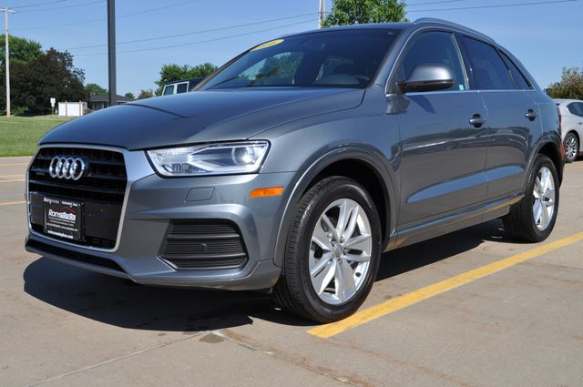2016 Audi Q3 Premium Plus Bettendorf, Iowa 0