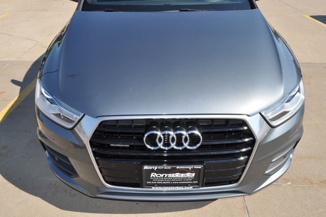 2016 Audi Q3 Premium Plus Bettendorf, Iowa 24