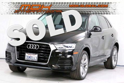 2016 Audi Q3 Premium Plus - Pano Roof - 1 Owner in Los Angeles