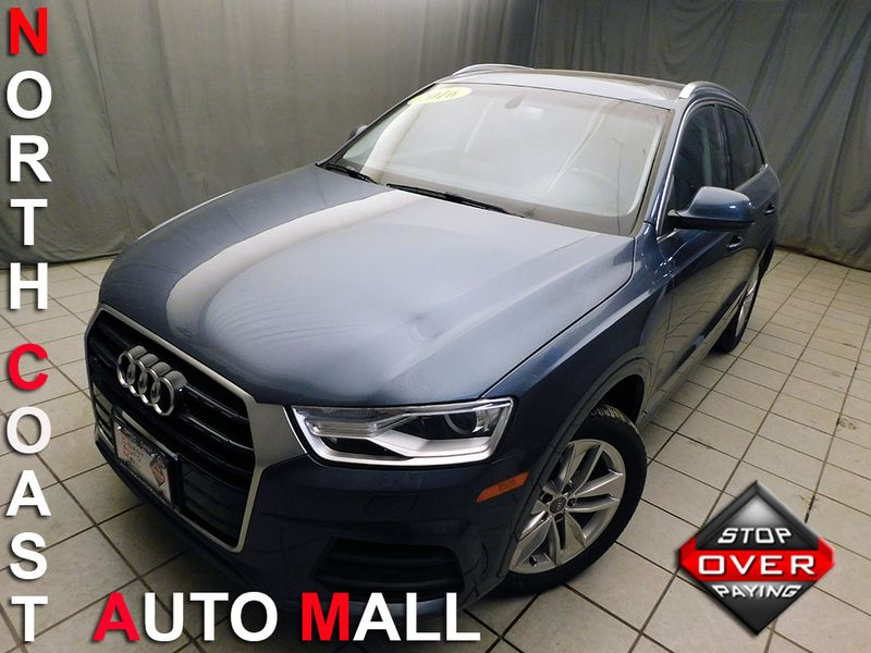 2016 Audi Q3 Premium Plus  city Ohio  North Coast Auto Mall of Cleveland  in Cleveland, Ohio