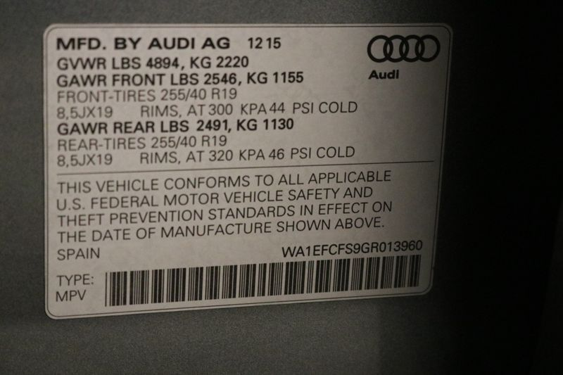2016 Audi Q3 Premium Plus  city NC  The Group NC  in Mansfield, NC