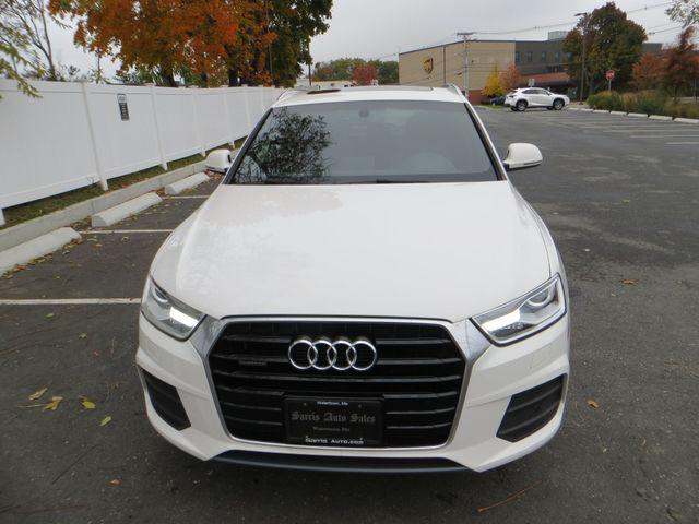 2016 Audi Q3 Premium Plus Watertown, Massachusetts 1
