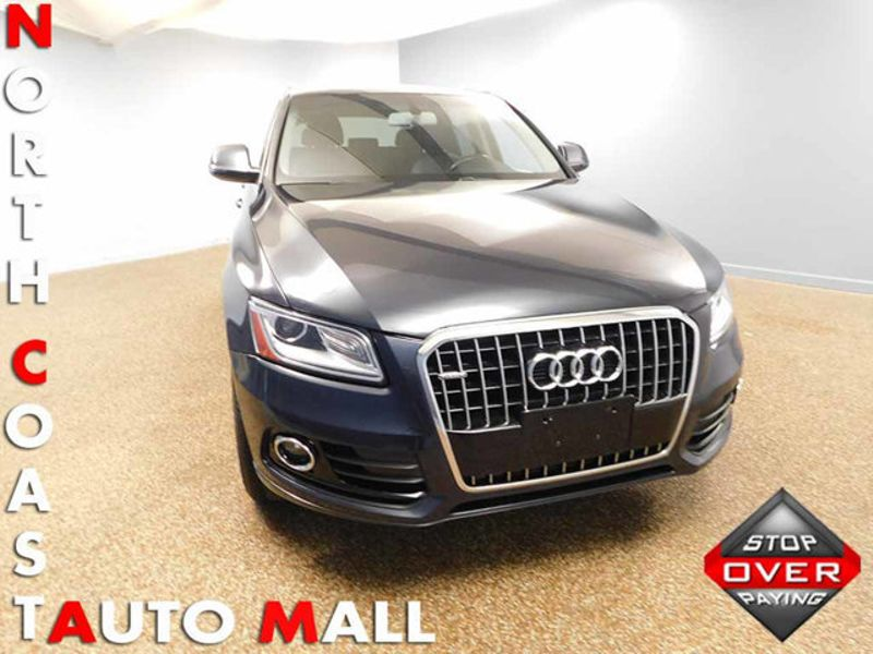 2016 Audi Q5 Premium  city Ohio  North Coast Auto Mall of Bedford  in Bedford, Ohio