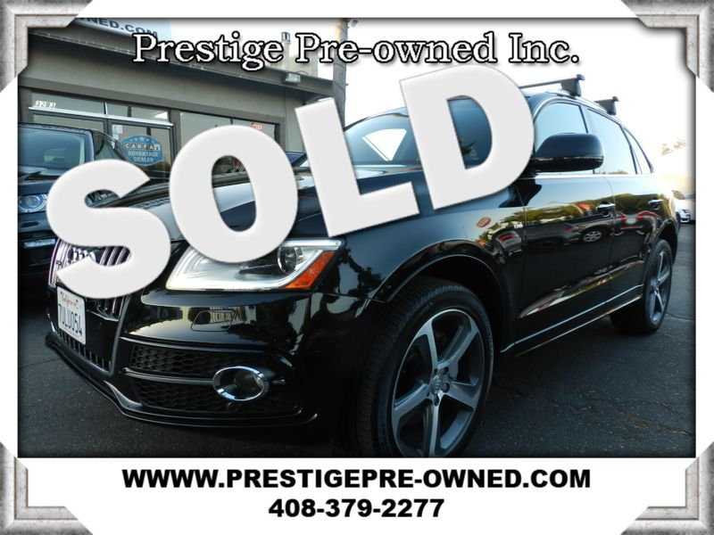 2016 Audi Q5 PREMIUM PLUS ((**$53,430 ORIGINAL MSRP**))  in Campbell CA