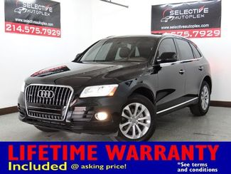 2016 Audi Q5 Premium, LEATHER SEATS, PANO ROOF, WOODGRAIN TRIM in Carrollton, TX 75006