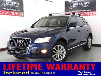2016 Audi Q5 Premium, NAV, LEATHER SEATS, PANO ROOF, BLUETOOTH in Carrollton, TX 75006