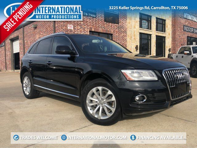 2016 Audi Q5 Premium Plus w/ TECH in Carrollton, TX 75006