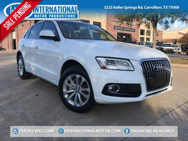 2016 Audi Q5 Premium Plus ONE OWNER