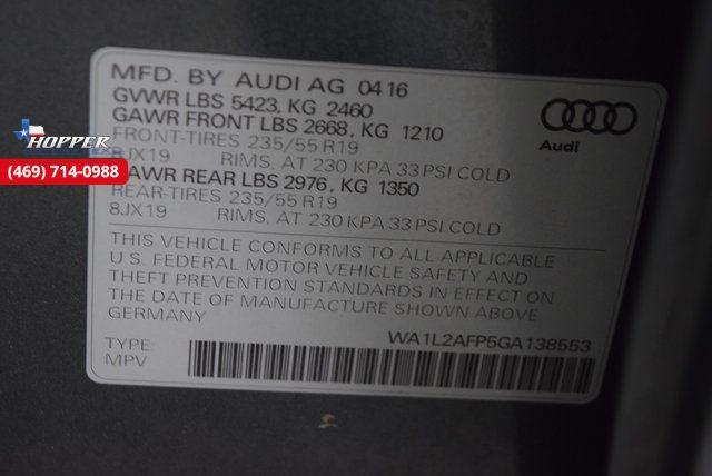 2016 Audi Q5 quattro in McKinney Texas, 75070