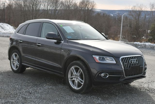 2016 Audi Q5 Premium Plus Naugatuck, Connecticut 8
