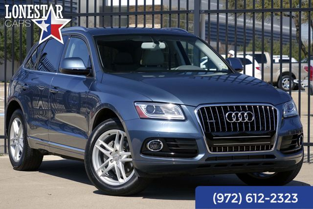 2016 Audi Q5 Premium Plus Clean Carfax Warranty