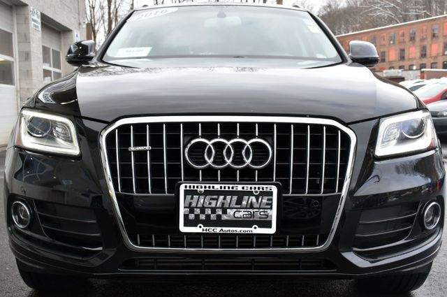 2016 Audi Q5 Premium Plus Waterbury, Connecticut 10