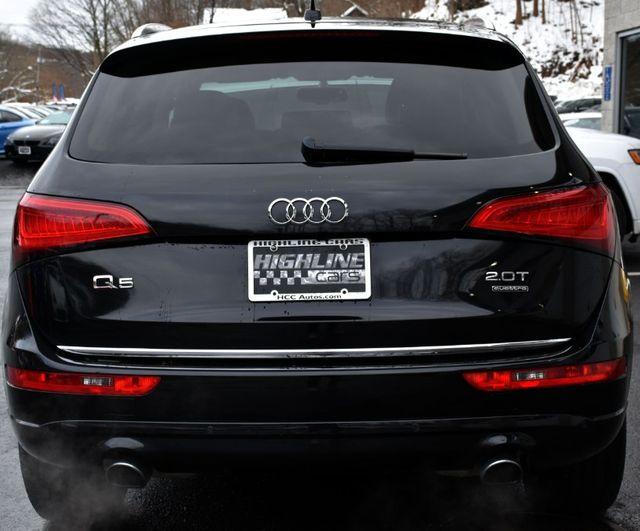 2016 Audi Q5 Premium Plus Waterbury, Connecticut 6