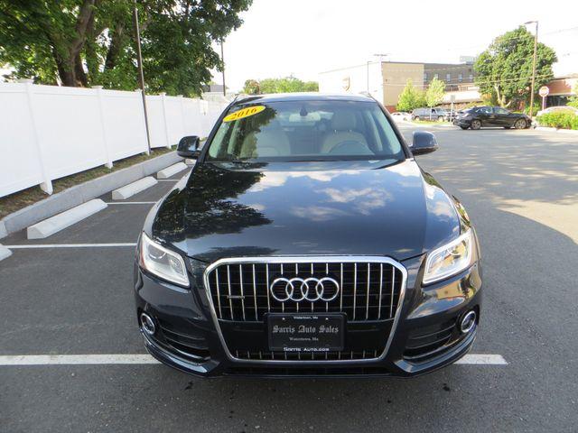 2016 Audi Q5 Premium Plus Watertown, Massachusetts 1
