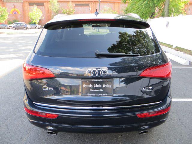 2016 Audi Q5 Premium Plus Watertown, Massachusetts 4