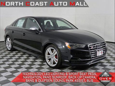 2016 Audi S3 Premium Plus in Cleveland, Ohio