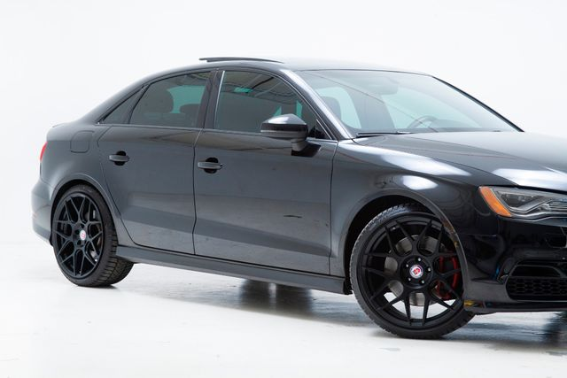 2016 Audi S3 Premium Plus Quattro With HRE Wheels in TX, 75006