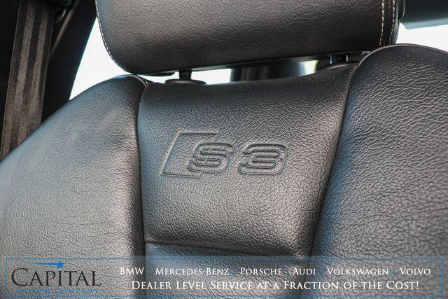 "2016 Audi S3 Prestige Quattro AWD Sport-Sedan w/Tech Pkg, Adaptive Cruise, LED Lighting & 19"" Wheels in Eau Claire, Wisconsin 54703"
