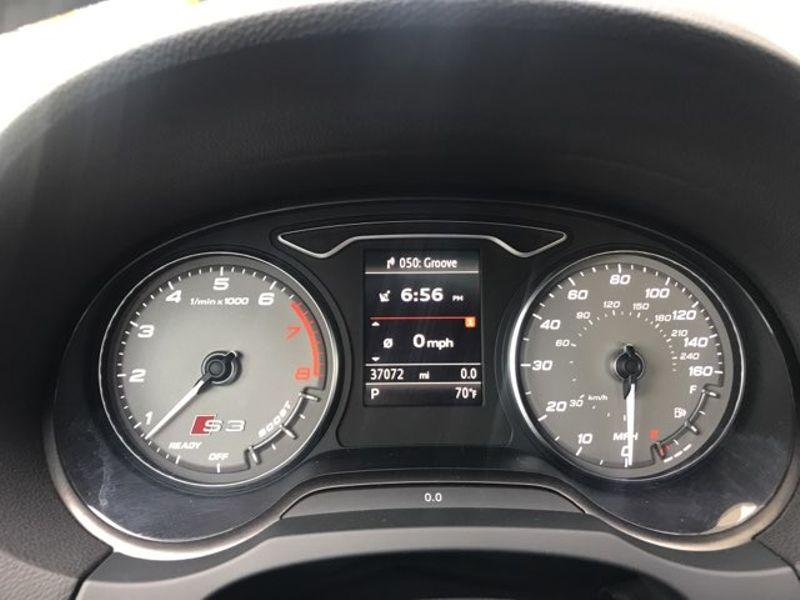 2016 Audi S3 20T Premium Plus Quattro 292 HP Performance Tech Packages Navi Rear Camera BO Sound  city Washington  Complete Automotive  in Seattle, Washington