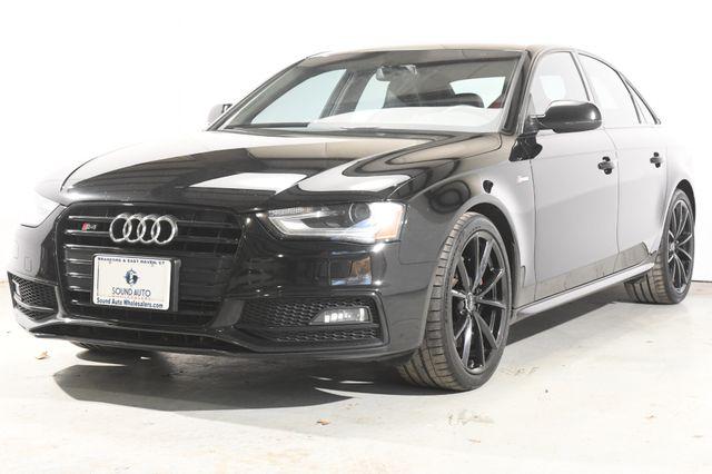 2016 Audi S4 Premium Plus w/ Black Optics