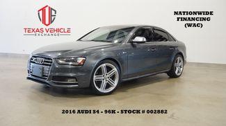 2016 Audi S4 Premium Plus ROOF,NAV,BACK-UP,HTD LTH,B&O SYS,96K in Carrollton, TX 75006