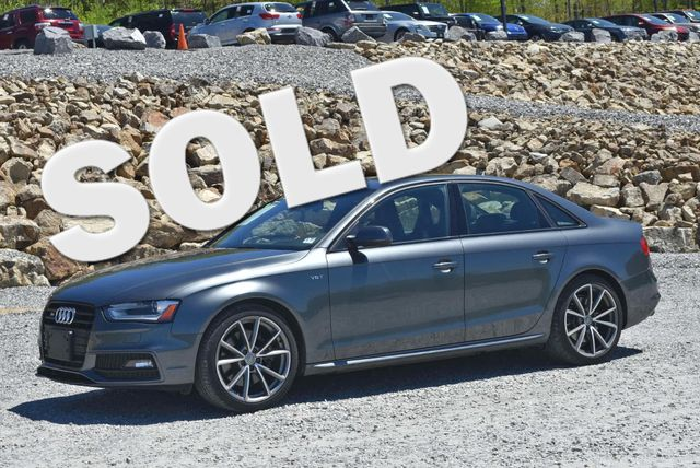 2016 Audi S4 Premium Plus Naugatuck, Connecticut