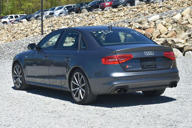 2016 Audi S4 Premium Plus Naugatuck, Connecticut 2
