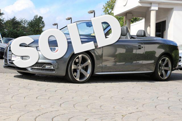 2016 Audi S5 Cabriolet 3.0T Quattro in Alexandria VA