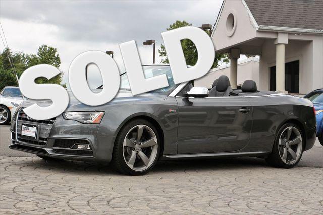 2016 Audi S5 3.0T Quattro Cabriolet in Alexandria VA