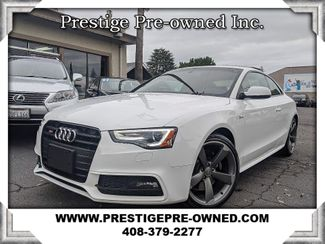 2016 Audi S5 COUPE PREMIUM PLUS ((**AWD/ B & O//NAVI & BACK-UP CAM*)  in Campbell CA