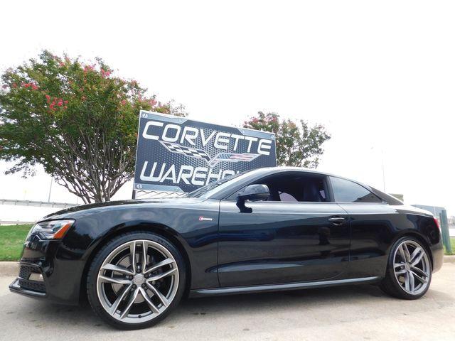 2016 Audi S5 Coupe Premium Plus Auto, Sunroof, NAV, Alloys Only 42k