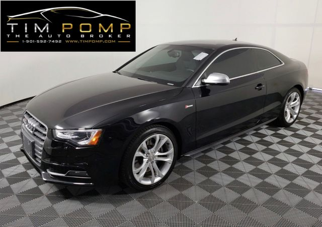 2016 Audi S5 Coupe Premium Plus
