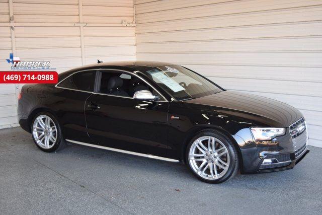 2016 Audi S5 3.0T Premium Plus quattro