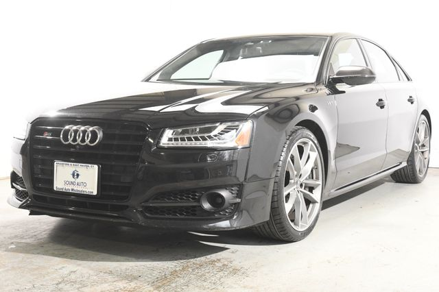 2016 Audi S8 Plus w/ Black Optics Package