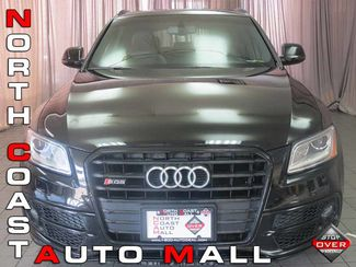 2016 Audi SQ5 Premium Plus  city OH  North Coast Auto Mall of Akron  in Akron, OH