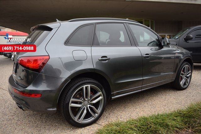 2016 Audi SQ5 3.0T Premium Plus quattro in McKinney Texas, 75070