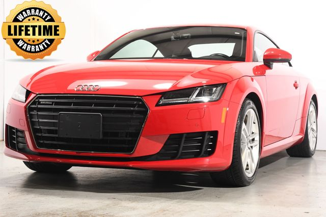 2016 Audi TT Coupe 2.0T w/ Virtual Cockpit in Branford, CT 06405
