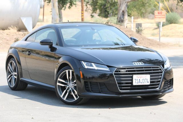 2016 Audi TT Coupe 2.0T Santa Clarita, CA 3