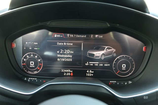 2016 Audi TT Coupe 2.0T Santa Clarita, CA 18
