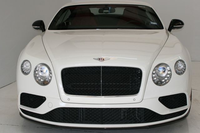 2016 Bentley Continental GT V8 S Houston, Texas 2