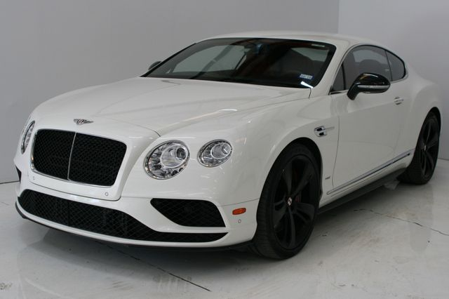 2016 Bentley Continental GT V8 S Houston, Texas 1