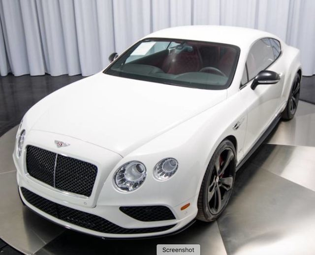 2016 Bentley Continental GT V8 S Houston, Texas 16