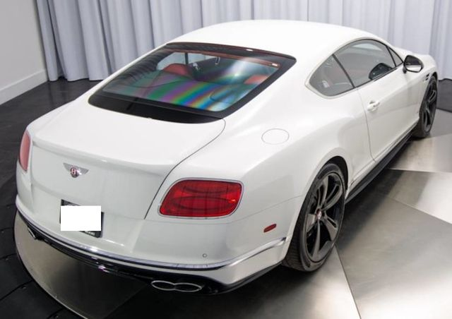 2016 Bentley Continental GT V8 S Houston, Texas 17