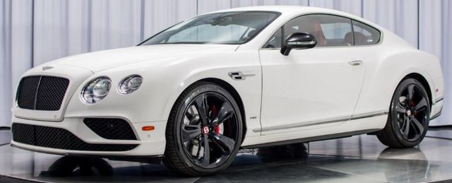 2016 Bentley Continental GT V8 S Houston, Texas 27